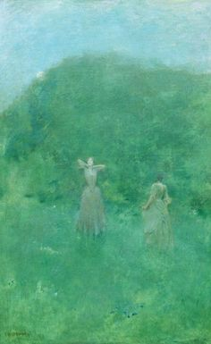 Thomas Wilmer Dewing, Summer, 1893