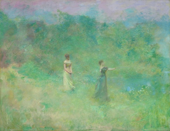 Thomas Wilmer Dewing - Summer 1900