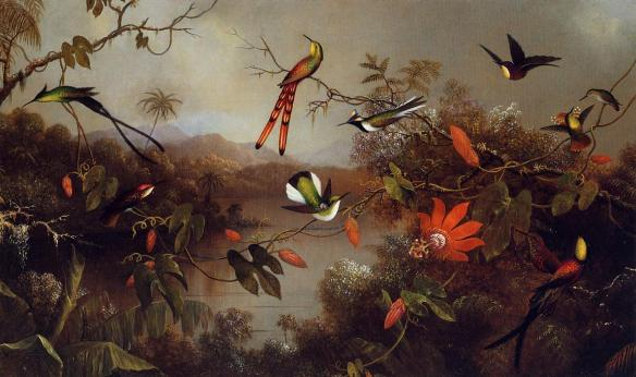 Tropical_Landscape_with_Ten_Hummingbirds