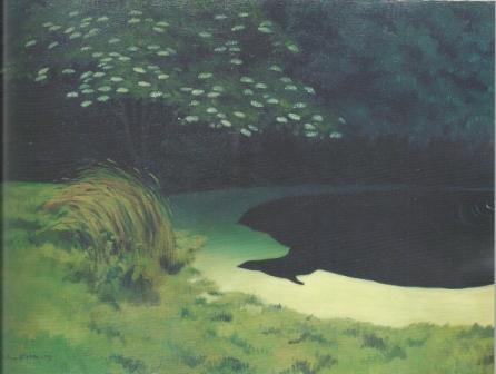 Vallotton - La mare, 1909
