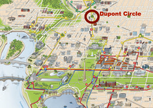 Washington DC - Dupont Circle