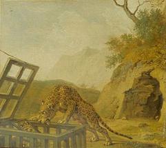 Paulus Potter - la punition du chasseur, scène 4
