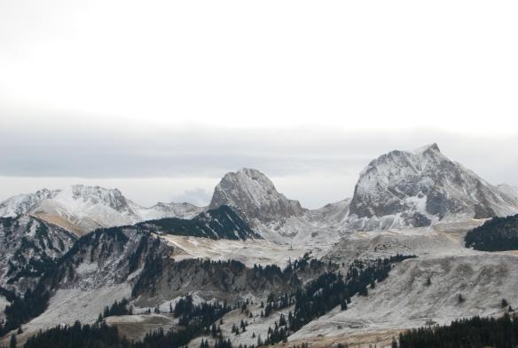 Les trois sœurs : l'Eider, le Mönch et la Jungfrau - photo Enki (DSC_0496 8)
