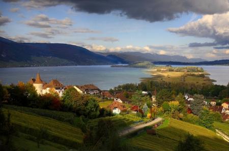 Erlach - Lac de Bienne