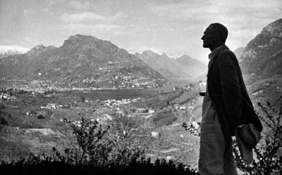 Hermann Hesse à Montagnola