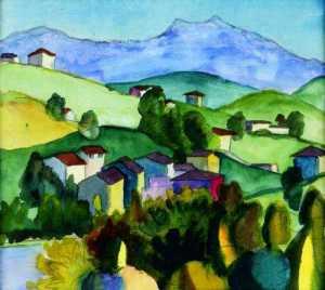 Hermann Hesse - Cortivallo, septembre 1926