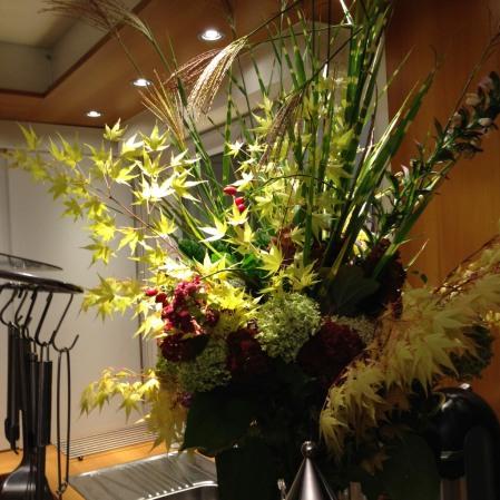 Bouquet automnal sans fleurs - photo Enki IMG_1815