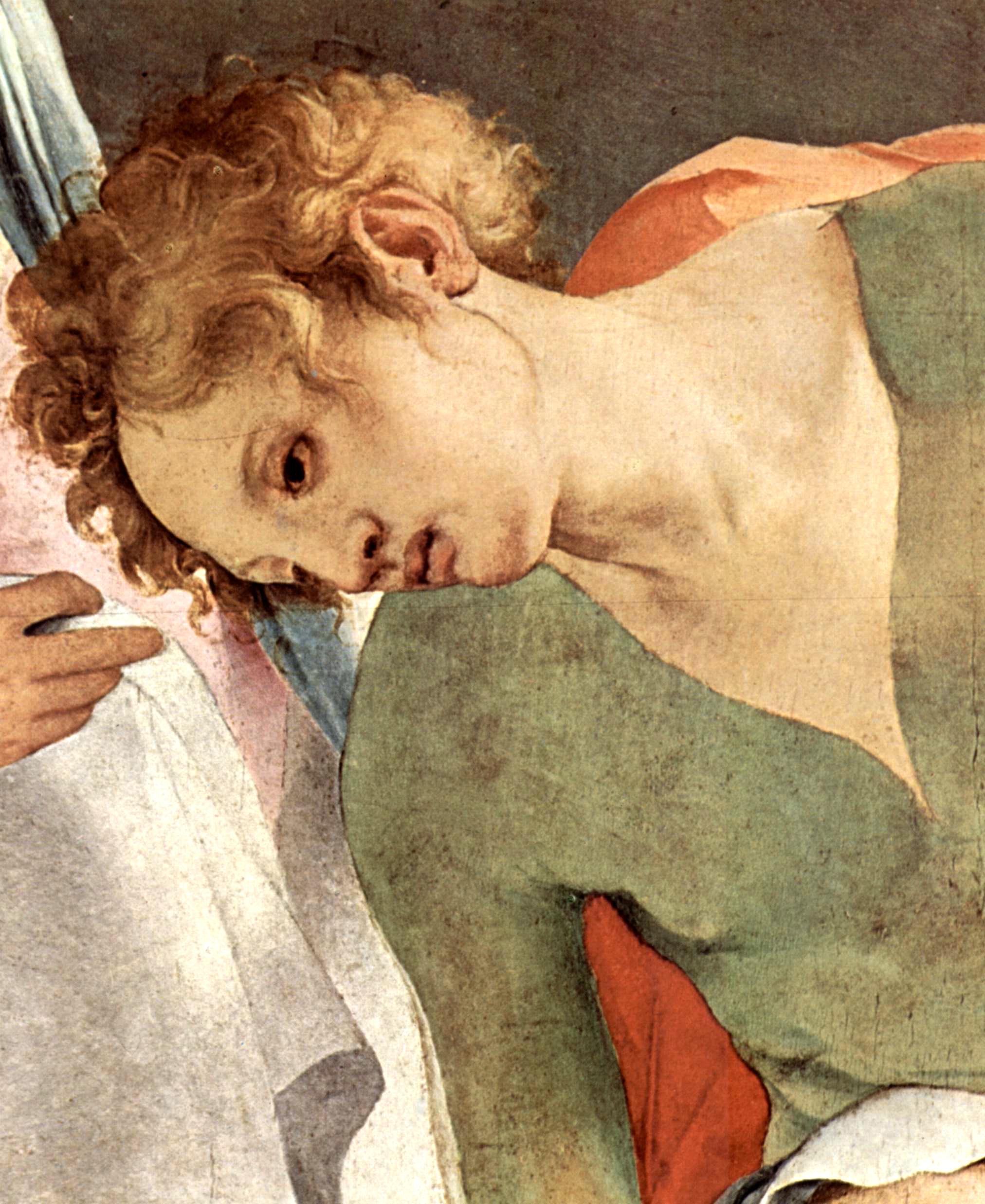 Entombment of christ jacopo
