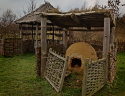 Kiln, Gearwe, Bede's World, Jarrow