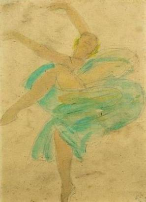 Loie Fuller Auguste Rodin