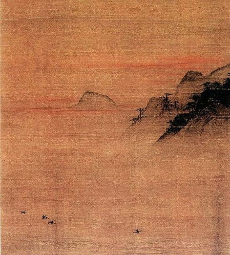 Ma-Yuan painting