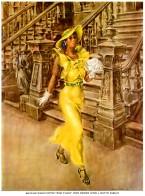 Reginald Marsh's Artwork High Yaller - Life Magazine, February, 1937