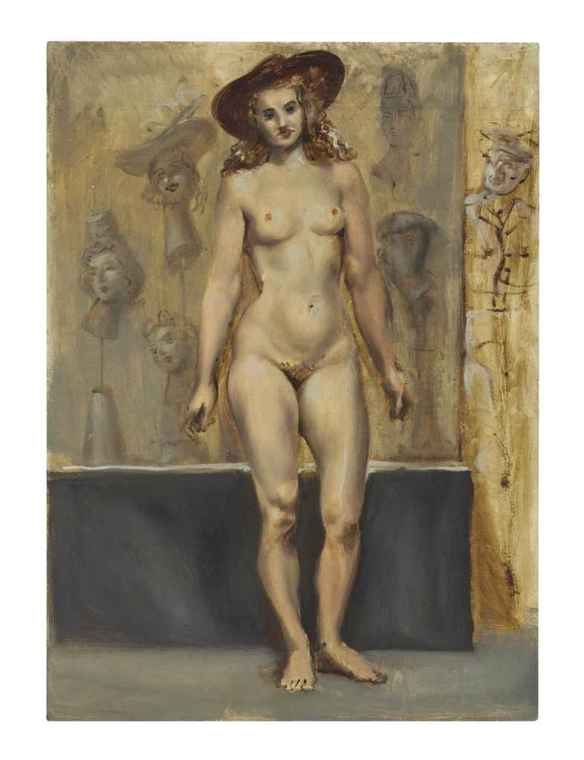 Reginald Marsh - untitled