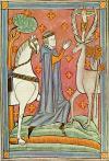 le miracle de Saint Eustache