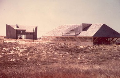 The Green and Schacter Houses, Amagansett