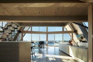 A-frame house à Fire Island (NY) - Grande ouverture 3
