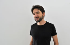 Alban Denuit, 32 ans, artiste plasticien