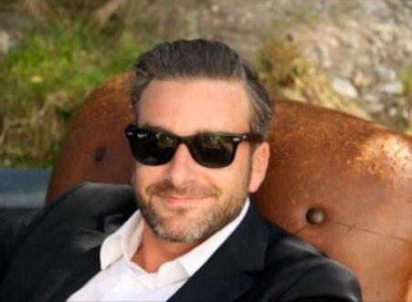 Bernard Navarret, 37 ans, natif de Tarbes, charpentier