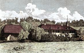 Île Saint-Pierre - maison du receveur