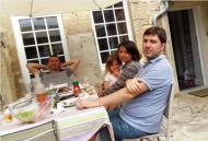 Cédric Mauduit, 41 ans, 2 enfants, ancie étudiant de Sciences-Po