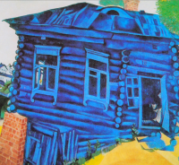 Chagall - Vitbesk