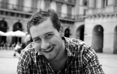 Grégory Fosse, 28 ans, programmateur musical