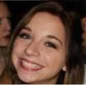 Justine Moulin, étudiante à Paris
