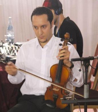 Kheireddine sahbi, violoniste et ethnologue algérien