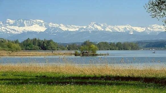 le lac de Grafen (Grafensee)