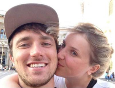 Marie Lausch, 23 ans et Mathias Dymarski, 22 ans