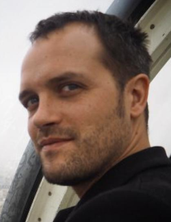 Matthieu Giroud, 39 ans, maître de conférence en géogarphie en IUT