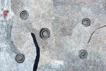 peinture-aborigene-australie-bill-whiskey-Tjapaltjarri