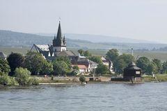 Oestrich-Winkel sur le Rhin