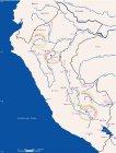 Principaux groupes ethniques péruviens (carte retravaillée par S. Baud, 2003)