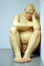 Ron Mueck - Big Man