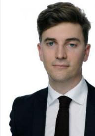 Valentin Ribet, 26 ans, avocat