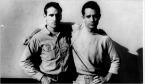 Neal cassidy et Jack Kerouac lors de l'une de leurs folles équipées