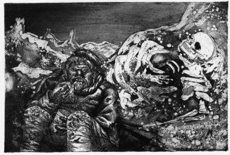 45-Otto DIX, La grande Guerre, 04