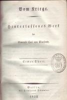 Clausewitz - Vom kriege