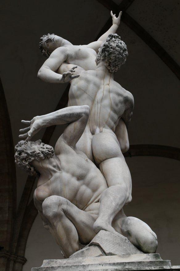 Der_Raub_der_Sabinerinnen,_Giambologna,_Loggia_dei_Lanzi_Florenz-07-1