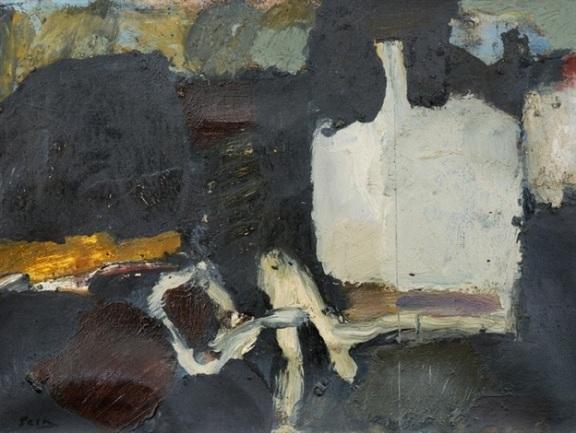 Hans Falk - Stromboli, 1961