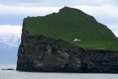 iElliðaey, une des îles Vestmann, Islande