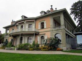 Fondation de l'Hermitage à Lausanne (Suisse)