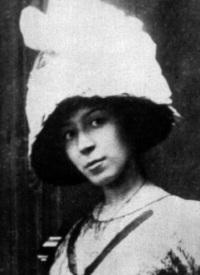 Marie Laurencin (1883-1956) - autoportrait vers 1912