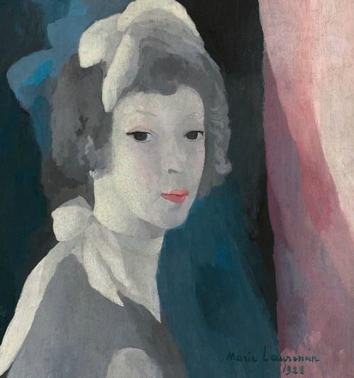 Marie-Laurencin-Autoportrait-1928