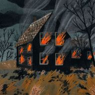 House Fire by Becca Stadtlander