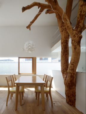 Garden Tree House - Hironaka Ogawa & Associates