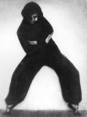 Rudolf Koppitz - Danseuse, vers 1926