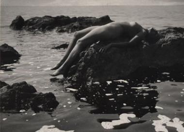 Rudolf Koppitz - Etude de nu, vers 1927