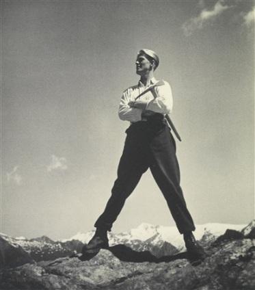 Rudolf Koppitz - l'alpiniste, 1930-1936